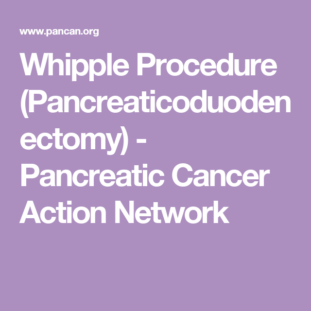 pancreatic cancer action network