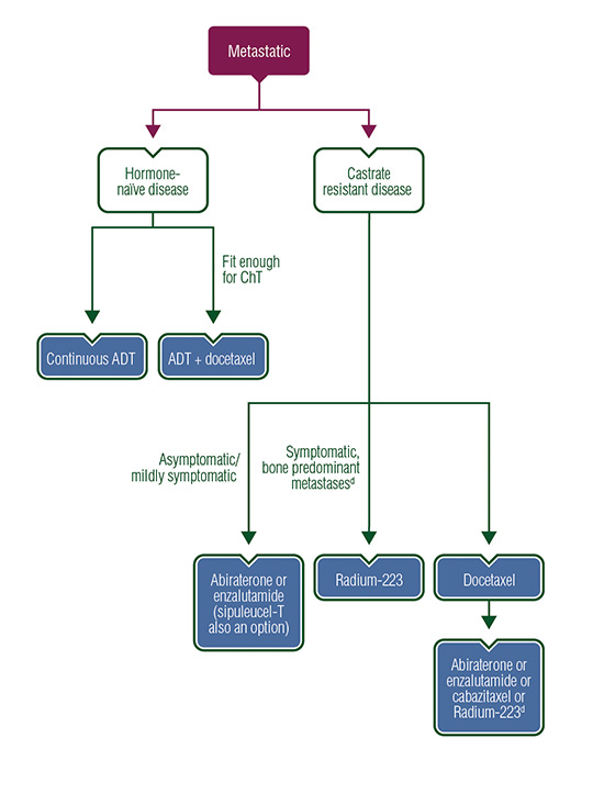 gastric cancer treatment algorithm