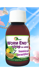 Wormex Sirop copii antiparazitar