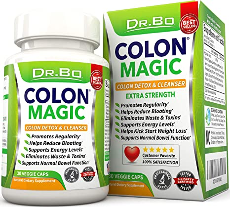 placă de colon detox