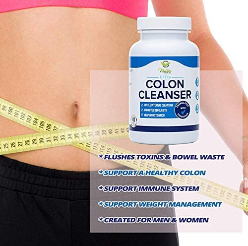 natural ultra detox colon cleanse