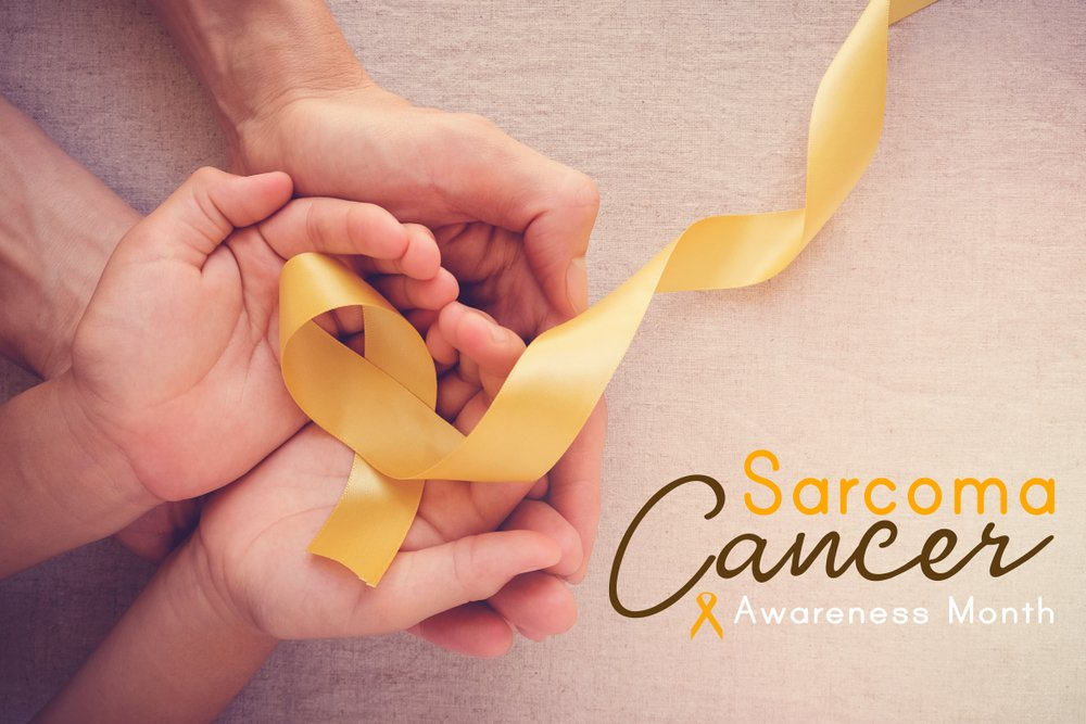 sarcoma cancer awareness month)