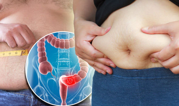 cancer lower abdominal pain)