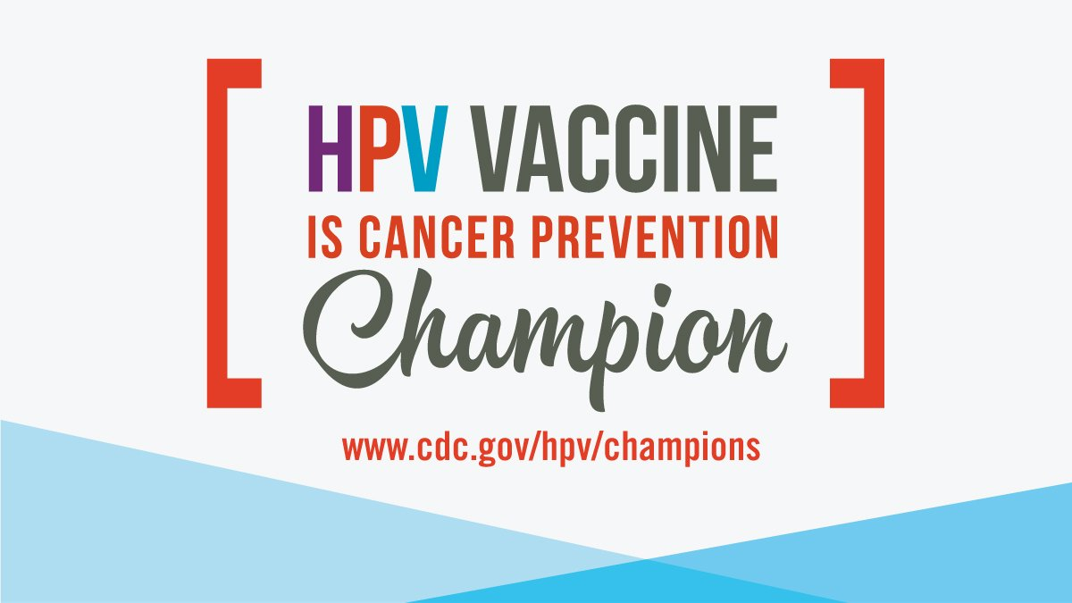Hpv vaccine is cancer prevention cdc